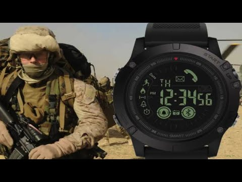 Top 5 Best Military Watches and Tactical watch 2019
