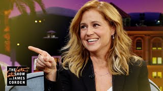 Jenna Fischer's First TV Gig Involved a Drawer of Contraceptives