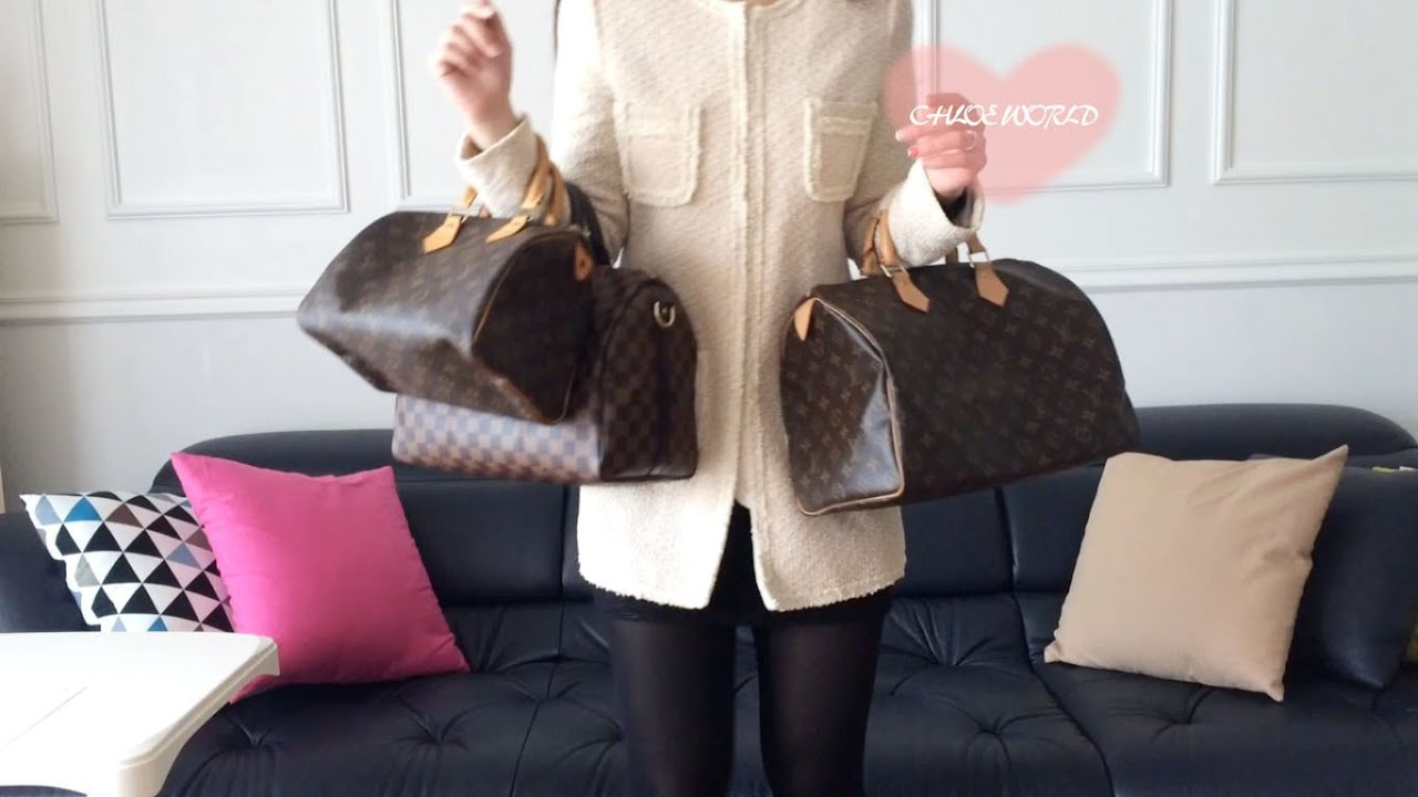 b2ac8da8480b Louis Vuitton Speedy Comparison Review