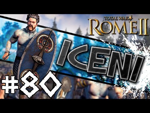 Total War: Rome II: Iceni Campaign #80 ~ To Athens and Sparta!