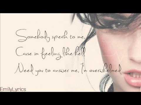 Demi Lovato - Nightingale Lyrics