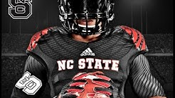 Behind the Design of the Wolfpack Football Black Uniforms - #PackInBlack