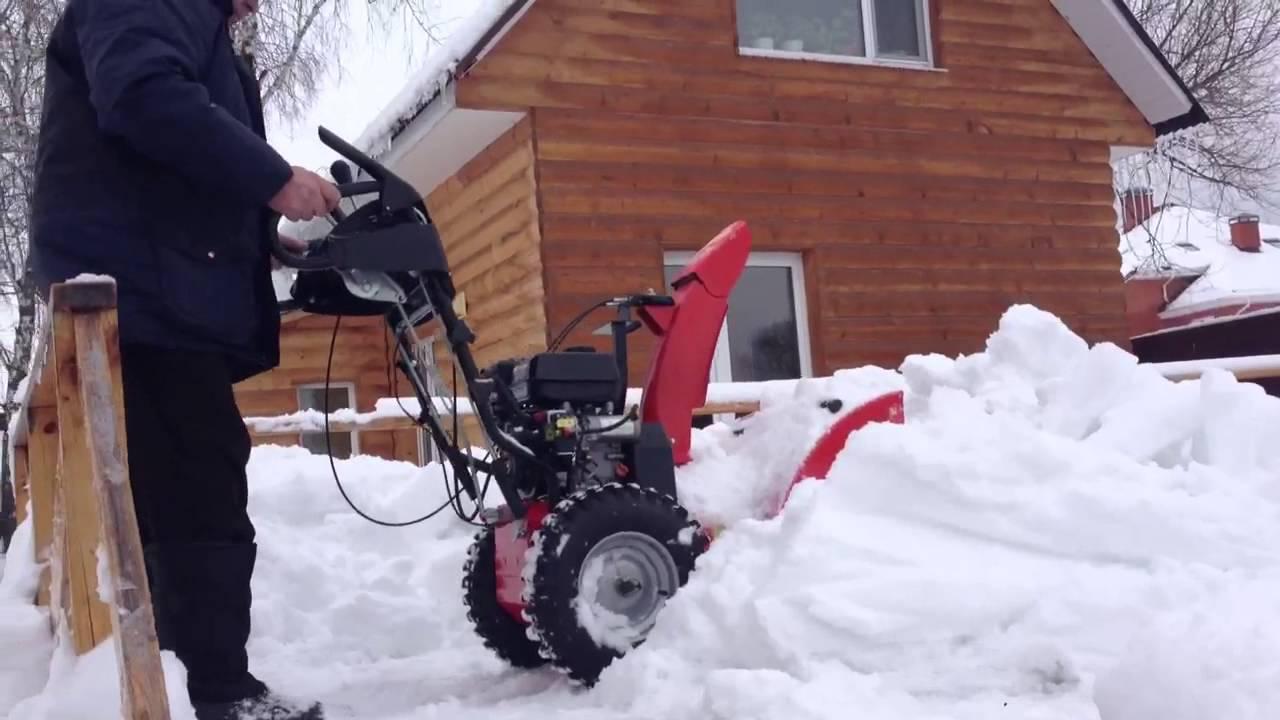 Купить снегоуборочную машину село Лузино снегоуборочные машины для дома