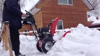 Снегоуборочная машина(Китайская Снегоуборочная машина profi p6560es., 2013-02-10T16:48:54.000Z)