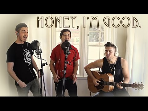"Andy Grammer ""Honey, I'm Good"" - Country/Pop Cover (by The Pilot Kids & Greg Gorenc)"