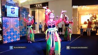 SURABAYA CROSS CULTURE INTERNATIONAL FOLK ART FESTIVAL 2016   TARIAN BANYUWANGI, SOROTE LINTANG