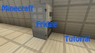 Minecraft Fridge 6