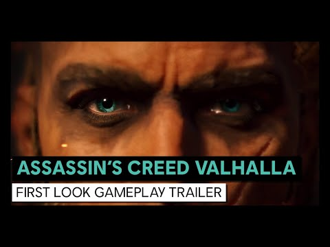 Assassin's Creed Valhalla: First Look Gameplay Trailer