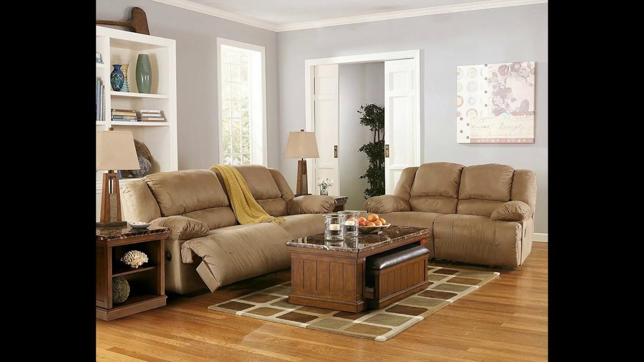 Ashley Furniture Signature Design Hogan Reclining Sofa