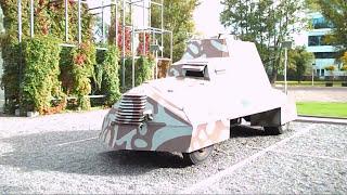 "Warsaw Uprising Armored Vehicle ""Kubuś"""