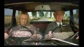 Old lady driving! very funny