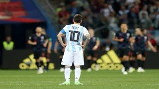 サッカーキング:メッシ沈黙、アルゼンチンが敗退危機に…クロアチアが20年ぶり決勝T進出! - 毎日新聞 thumbnail
