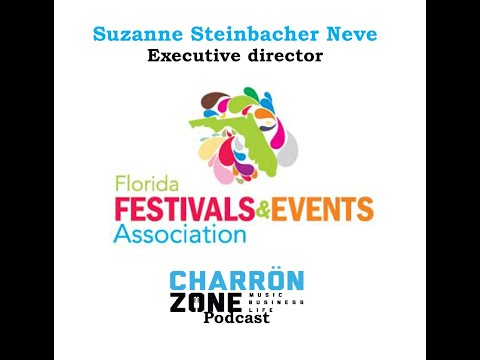 casing to book Festival gigs w FFEA's Executive Director Suzanne Neve
