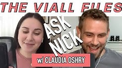 Viall Files Episode 126: Ask Nick with Claudia Oshry