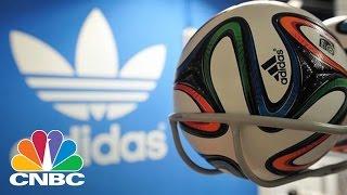 Nike Vs. Adidas At European Soccer Championship 2016   CNBC