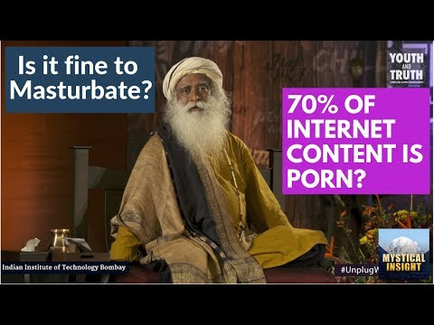 Is It Fine To Masturbate? Sadhguru Explains