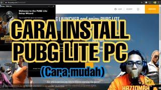 CARA DOWNLOAD PUBG LITE PC //MALAYSIA
