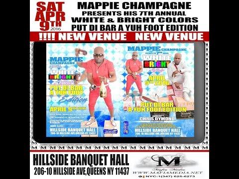 Mappie Champagne 7thAnnual White & Bright Affair 2016