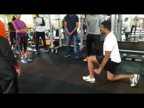 Master class of Muscle at Prime Fitness Mgmt Club, Walzade Health Club