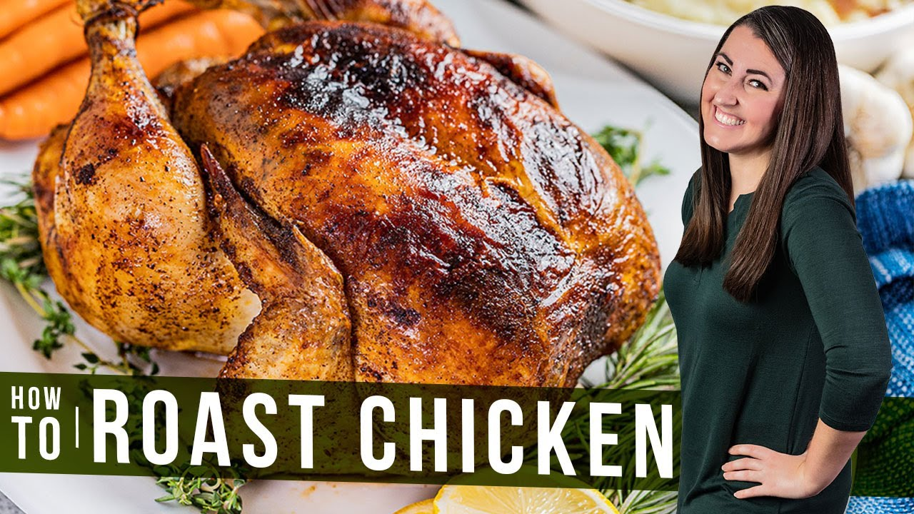How to Roast Chicken - YouTube