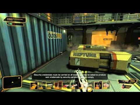 Let's Play Deus Ex: Human Revolution Ep 53