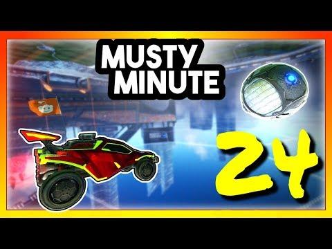Musty Minute #24 | Rocket League thumbnail