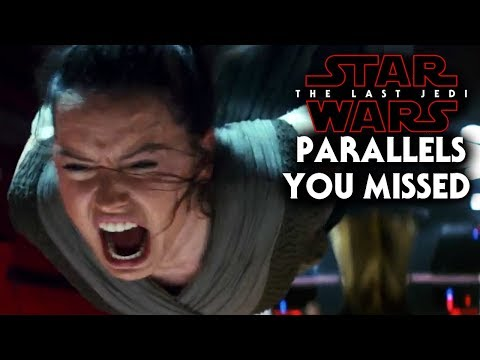 Thumbnail: Star Wars The Last Jedi Trailer - All Parallels You Missed & More!