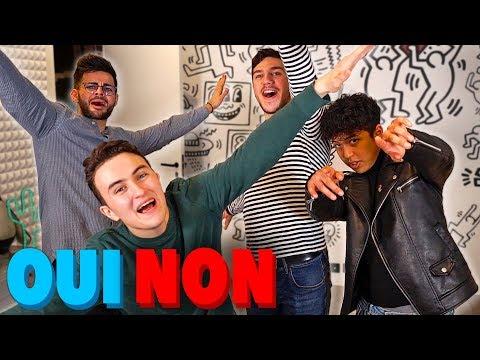 Mix - CE JEU DÉTRUIT DES AMITIÉS : OUI ou NON (feat. FASTGOODCUISINE, TSEW THE KlD & CÉDRIC)