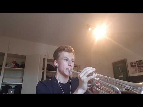 The Jazz Police - Gordon Goodwin Lead Trumpet Cover