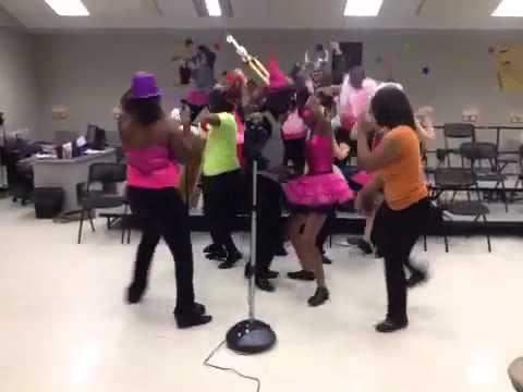 WHS Show Choir Harlem Shake