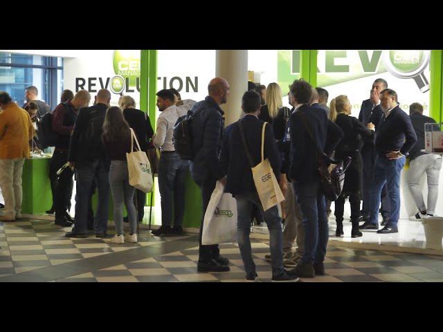 Ecomondo 2019 - CER Manager Revolution