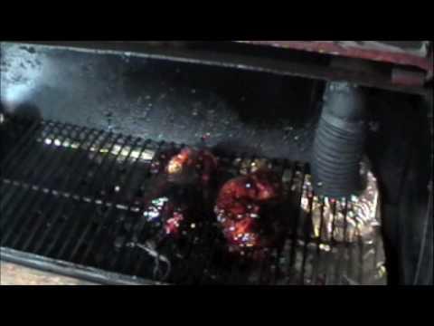 Smoked Chicken (BBQ Chicken)