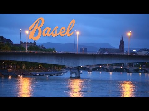 Viking River Cruise on the Rhine River: Basel to Amsterdam