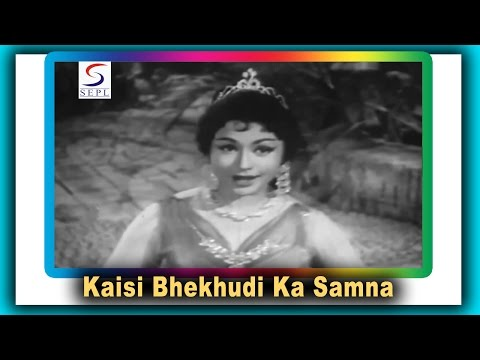 Kaisi Bhekhudi Ka Samna | Asha Bhosle | Oomar Qaid @ Sheikh Mukhtar, Sudhir, Nazima