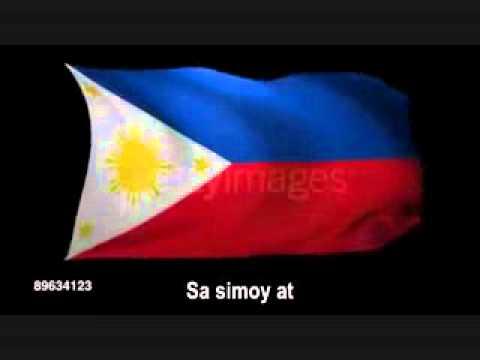 เพลงชาติฟิลิปปินส์ จาก ทอม ธีรภพ