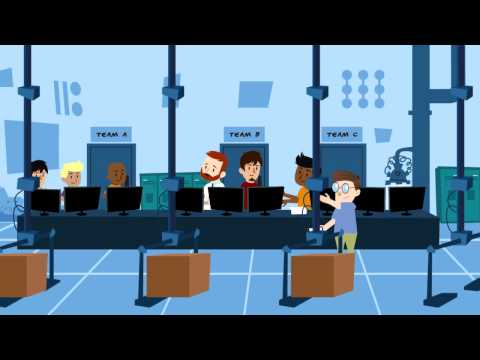 B2B Agile Software Animated Explainer Video