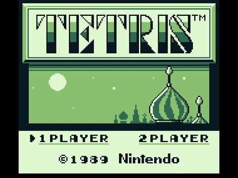 Tetris Game Boy OST full soundtrack