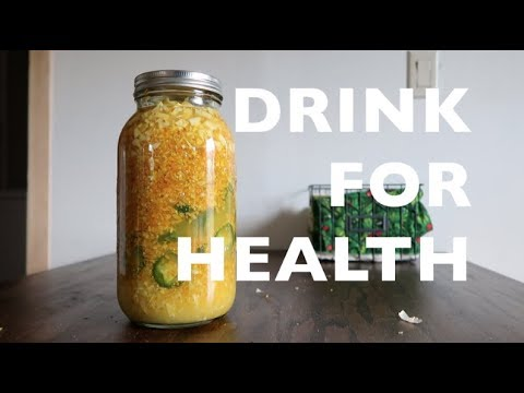 Drink for health (Fire Tonic)