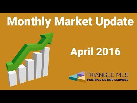 TMLS Market Update for April 2016
