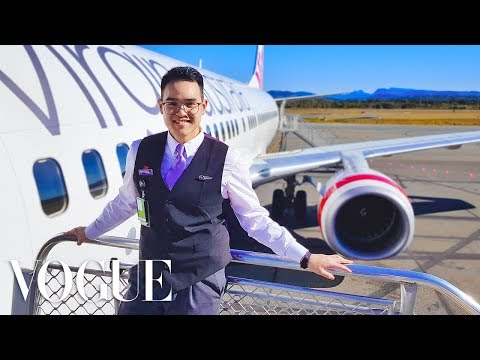 73 Questions With A Male Virgin Australia Flight Attendant Cabin Crew