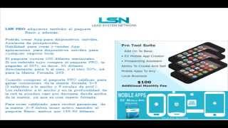 Como cobrar en Lead System Network en Español LSN Republica Dominicana