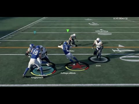 Madden 18 MUT Squads Top 10 Plays of the Week Episode 25 - Vick Breaks Everyone's Ankles