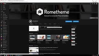 Adobe Muse CC 2018 - Comment Créer une Vidéo à la Galerie de la Composition Widget (lightbox)