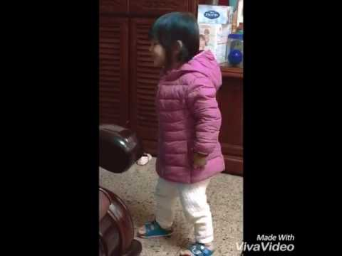 蓉蓉演唱冰雪奇緣