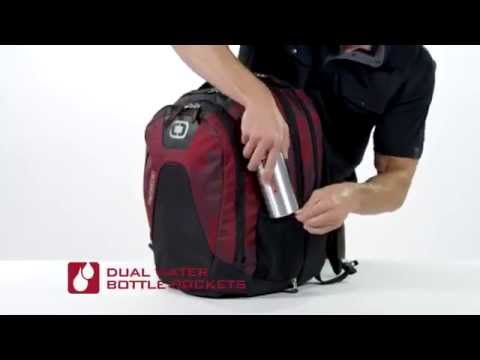 SanMar Ogio Juggernaut Backpack - YouTube