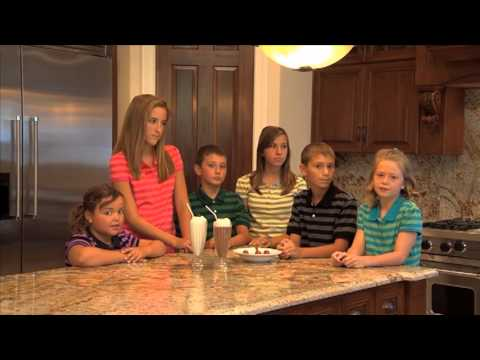 My Milk Allergy Video with my Safe Food Friends