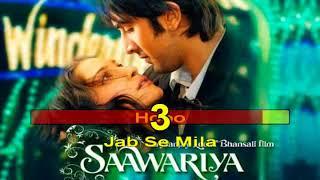 Jabse Tere Naina Saawariya 2007 Hindi Karaoke from Hyderabad Karaoke Club
