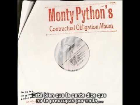 3-Henry Kissinger (Monty Python's Contractual Obligation Album Subtitulado Español)