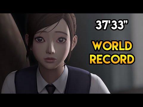 "White Day - Any% Speedrun - 37'33"" [World Record]"