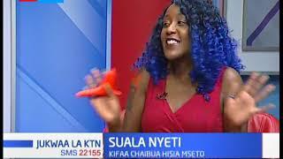 UBUNIFU: Kifaa kinachowasaidia wanawake kukojoa wakiwa wamesimama  | JUKWAA LA KTN